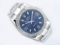 Rolex Air King Uhr Blaues Zifferblatt